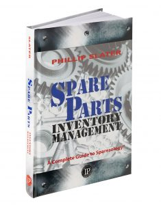spare parts inventory management book
